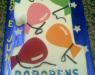 4 – Número 1 com balões