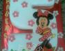 3 – Número 5 com Minnie