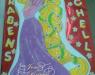 1 – Rapunzel desenhada