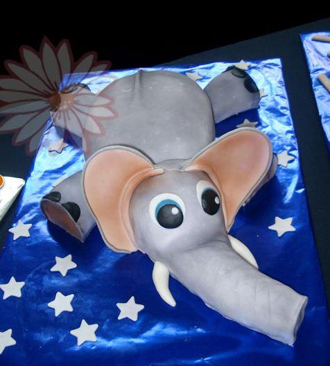 1 – Elefante