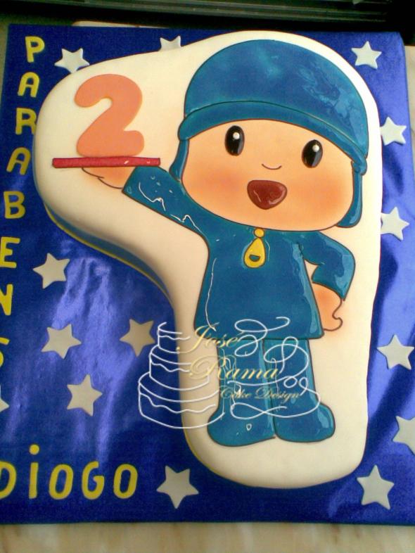 28 – Pocoyo